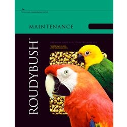 Roudybush Maintenance Pellets