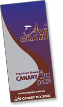 Avigrain Canary Mix
